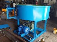 refractory pan mixer machine and concrete cutting machine