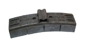 Asbestos Railway Brake Blocks