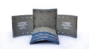 Non Kevlar Asbestos Free Brake Linings