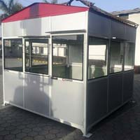 Ms Security Cabins Manufacturers Suppliers Exporters