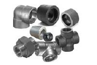 Socket Weld And Threaded Pipe Fittings