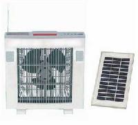 Solar Cooling Fan