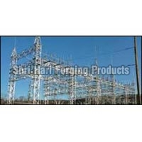 Power Distribution Steel Structure