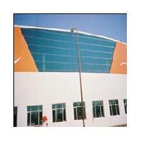 Steel Structural Glazing