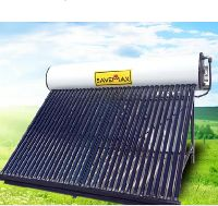 ETC Type Solar Water Heaters