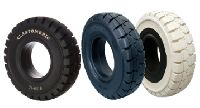 Industrial Resilient Tyres