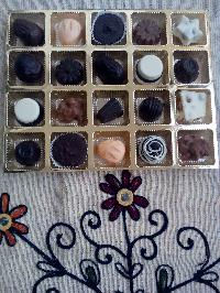 Assorted HandmadeChocolates