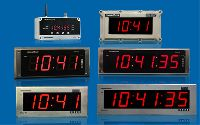 Wireless Clock System