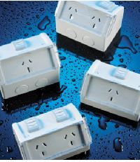 Weather proof protected Switches