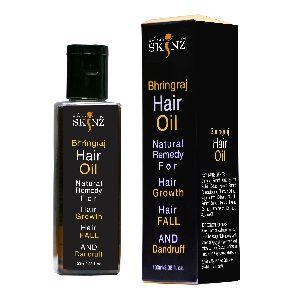 Bhringraj Head Massage Hair Care Ayurvedic Oil