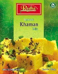 Instant Khaman Mix