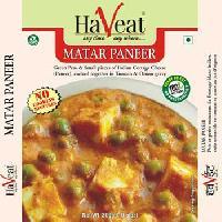 Ready To Eat Product (Matar Paneer)
