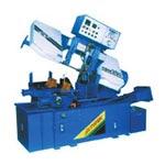 Semi / Fully Automatic Swing Type Band Saw Machines