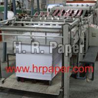 Paper Reel to Sheet Cutting Machine (HR SC 206)