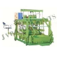 Concrete Block Making Machine with Auto Feeder
