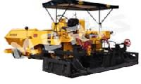 Mechanical Wet Mix Paver Finisher