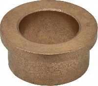 Oil Filled Flanged Bronze Bearing