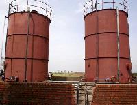 45 KL Oil Storage Tanks