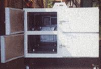 4 Bodies Mortuary Cabinets