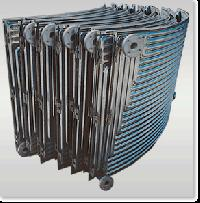 plate coil surface heat exchanger