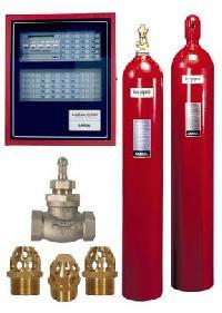 Inergen Fire Suppression System