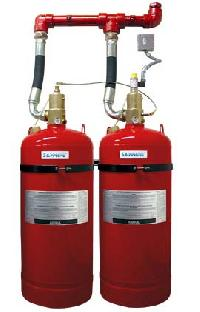 Sapphire Fire Suppression System