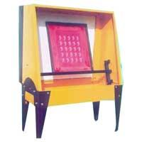 Wash Booth Machine