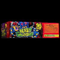 The Beast Unleashed Fireworks