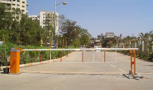 Road Barrier Gate