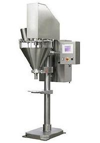 PLC Control Semi Automatic Powder Filling Machine