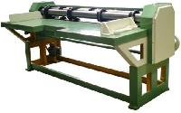 Four Bar Rotary Cutting, Creasing Machine
