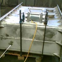 Vibratory Stress Relieving Services for Stainless Steel