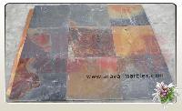 Jack Multi Slate Stone Slabs
