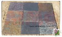 Kund Multi Slate Stone Slabs
