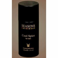 Seasons Deodorant - Cool Spice