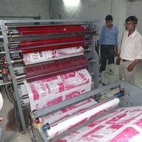 Single Color Reel To Reel Offset Printing Press Machine