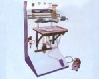 Flat Semi Automatic Screen Printing Machine