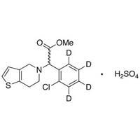 Rac-clopidogrel-d4 Hydrogen Sulfate