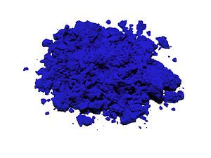 Ultramarine Blue Powder For Pigment