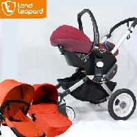 Multi-function Baby Strollers Supplied With The Frames Featured Travel