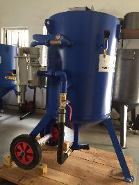 Sand Blasting Machine 500 Litre Capacity