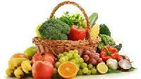 Nuts, Fruits, Vegetables