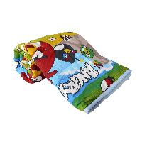 Angry Bird Cartoon Print Micro Cotton Single Bed  Quilt