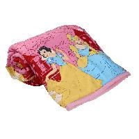 Barbie Cartoon Print Micro Cotton  Single Bed Quilt