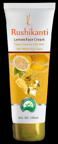 Rushikanti Lemon Face Cream