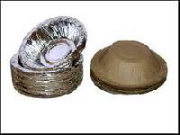 Silver Paper Bowl