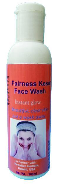 HAWAIIAN FAIRNESS KESAR FACE WASH
