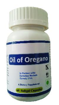 HAWAIIAN OIL OF OREGANO SOFTGELS