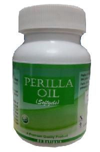 Hawaiian Perilla Oil softgel