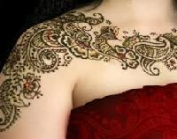 Henna Body Tattoos